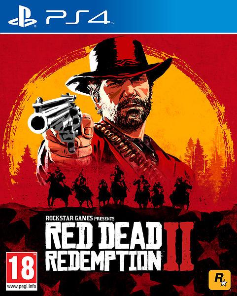 Bild på Red Dead Redemption 2 (PS4) från Prisjakt.nu