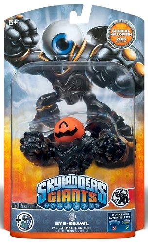 Skylanders Giants - Pumpkin Eye-Brawl