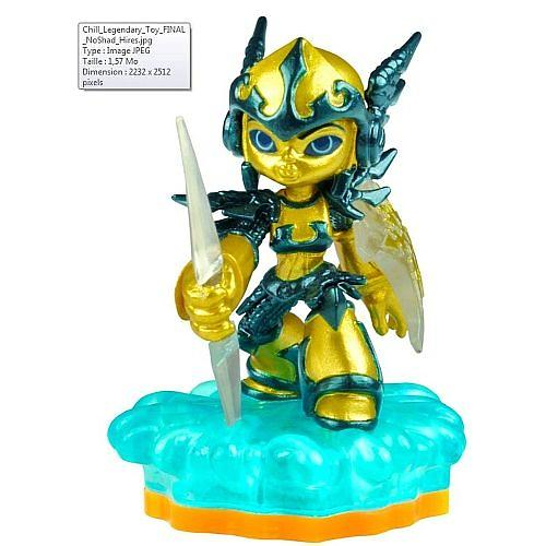 Skylanders Giants - Legendary LightCore Chill