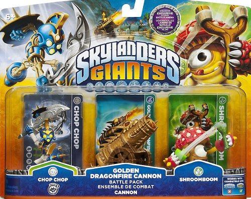 Skylanders Giants - Dragonfire Cannon