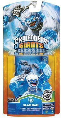 Skylanders Giants - Slam Bam