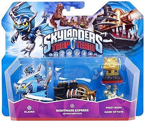 Skylanders Trap Team - Nightmare Express Adventure Pack