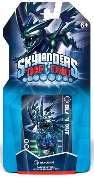 Skylanders Trap Team  Blackout