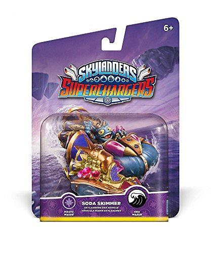 Skylanders SuperChargers - Soda Skimmer
