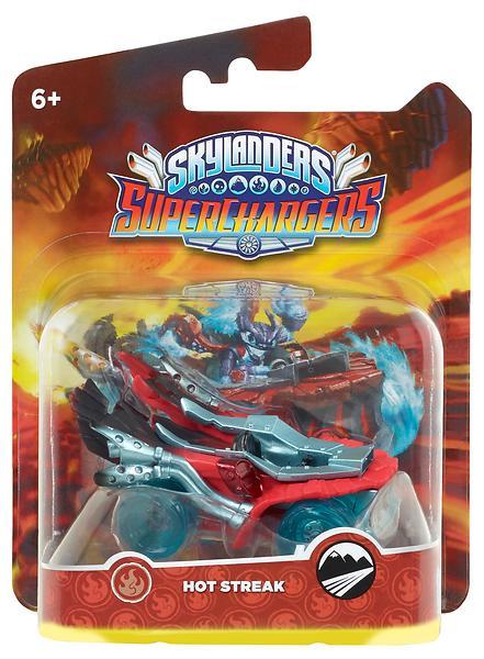 Skylanders SuperChargers - Hot Streak