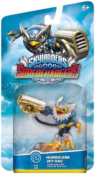 Skylanders SuperChargers - Hurricane Jet-Vac