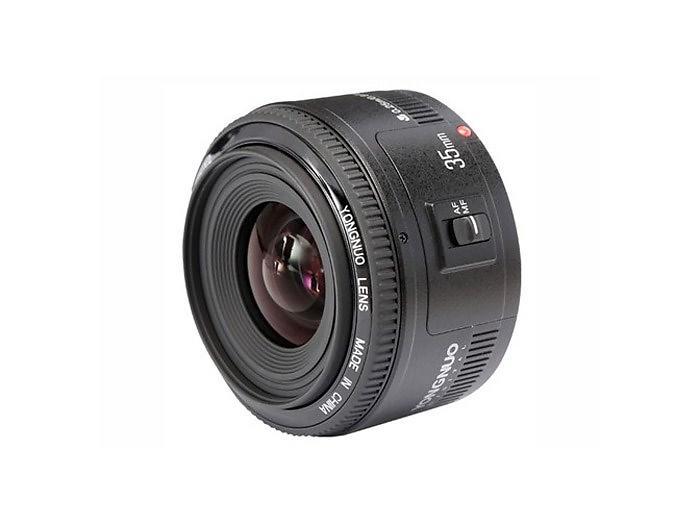 Yongnuo EF 35/2,0 for Nikon