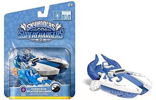 Skylanders SuperChargers - Power Blue Splatter Splasher