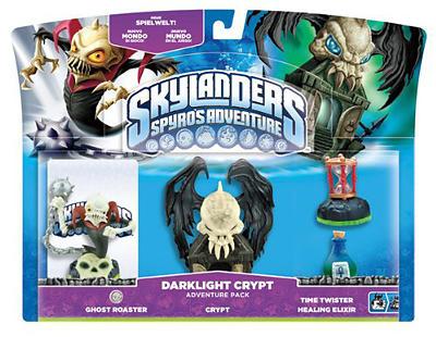 Skylanders Spyro's Adventure - Darklight Crypt Adventure Pack
