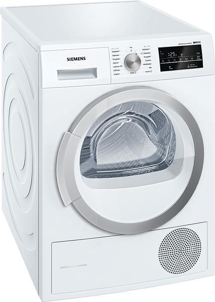 Siemens WT47W458DN (Bianco)