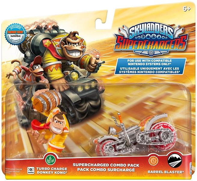 Skylanders SuperChargers - Supercharged Combo Pack 2