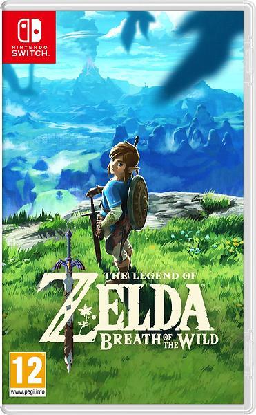 Bild på The Legend of Zelda: Breath of the Wild (Switch) från Prisjakt.nu