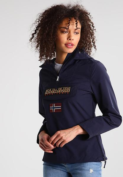 Napapijri Rainforest Summer Anorak (Donna)