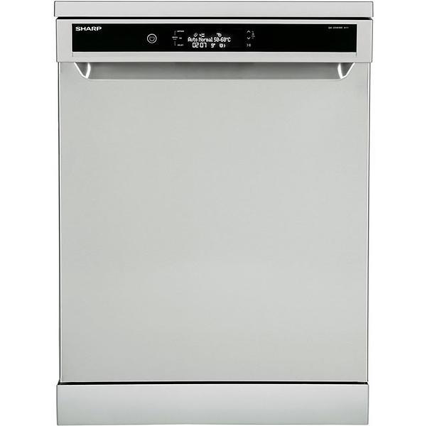 sharp qw gt43f393i inox au meilleur prix comparez les offres de lave vaisselle sur led nicheur. Black Bedroom Furniture Sets. Home Design Ideas