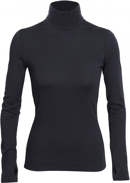 Icebreaker Vertex Turtleneck LS Shirt (Donna)