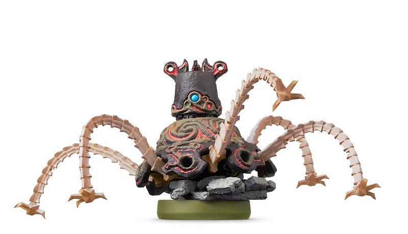 Nintendo Amiibo  Guardian