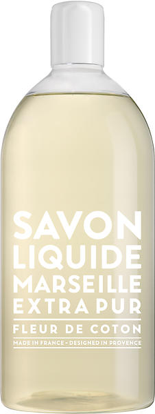 Historique de prix de compagnie de provence savon de marseille liquid soap refill 1000ml cr me - Ou trouver le veritable savon de marseille ...