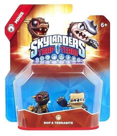 Skylanders Trap Team - Bop/Terrabite - 2 Pack