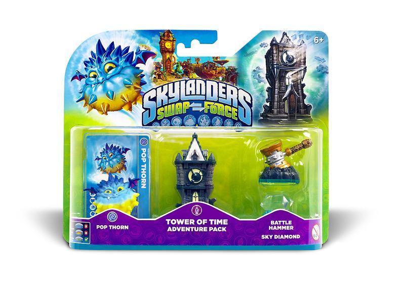 Skylanders Swap Force - Tower of Time Adventure Pack