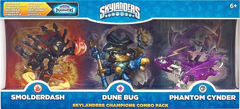 Skylanders Imaginators - Skylanders Champions Combo Pack