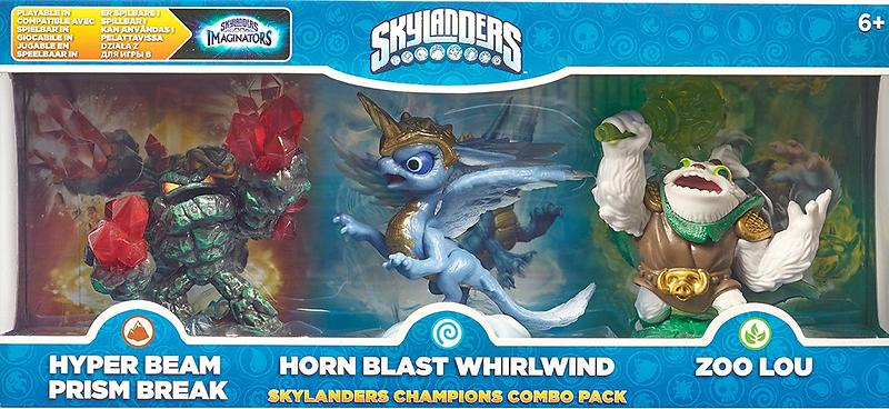 Skylanders Imaginators - Skylanders Champions Combo Pack 2