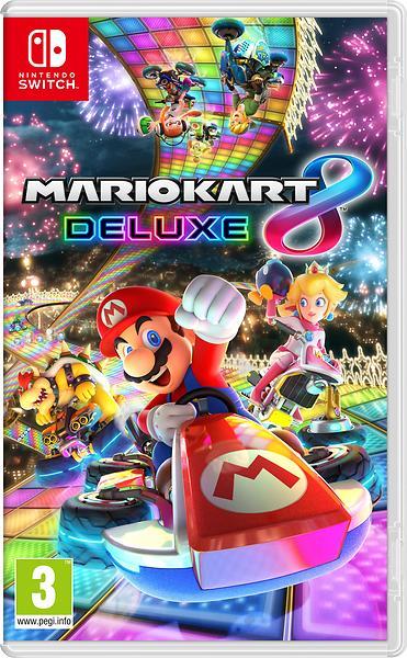 Bild på Mario Kart 8 Deluxe från Prisjakt.nu