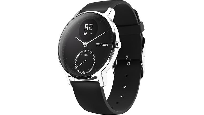 Bild på Withings Activité Steel HR 36mm från Prisjakt.nu