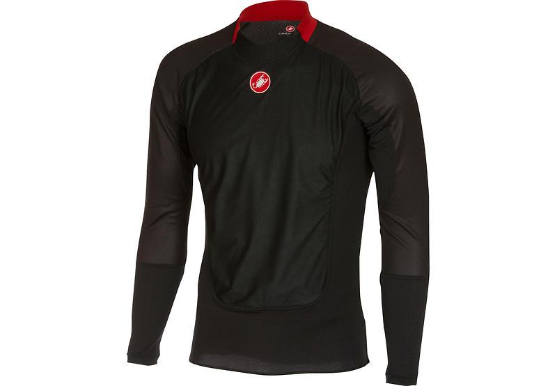 Castelli Prosecco Windstopper LS Shirt (Uomo)