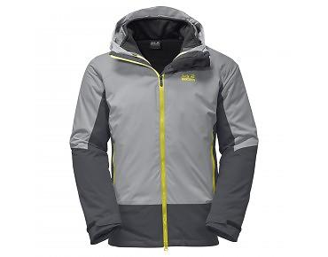 Jack Wolfskin Discovery Cove 3in1 Jacket (Uomo)