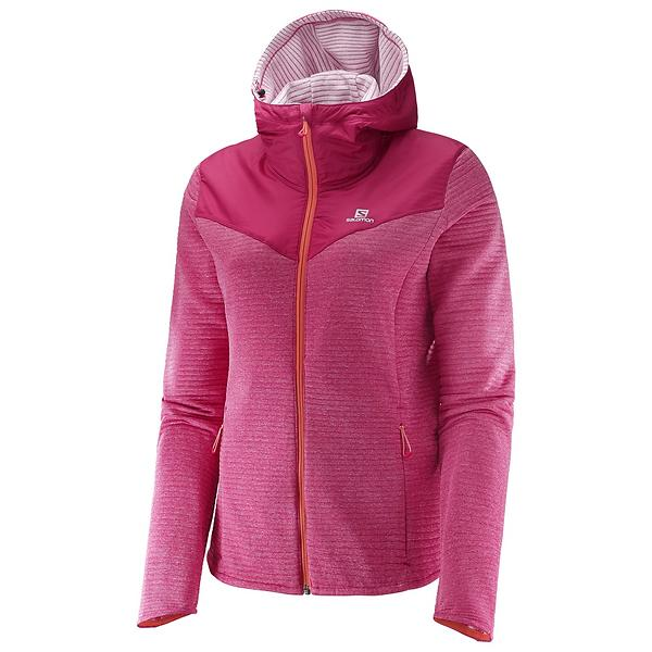 Salomon Elevate Full Zip Mid Jacket (Donna)