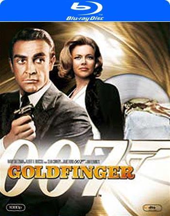 1964  James Bond  Goldfinger title sequence