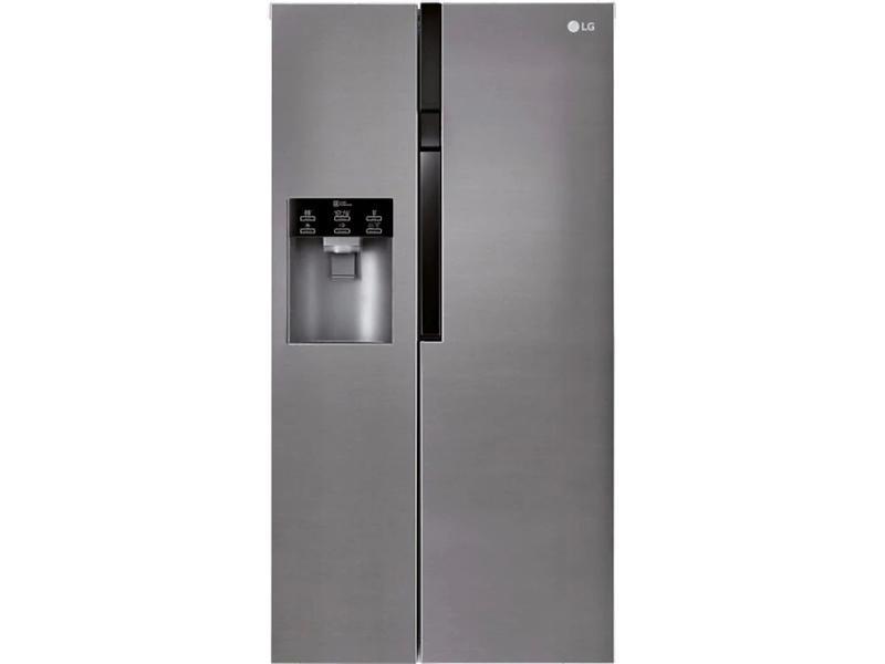 Storico dei prezzi di LG GSL361ICEZ (Inox) Frigorifero/congelatore ...