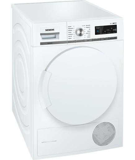 Siemens wt44w5w0 bianco asciugatrice al miglior prezzo for Siemens asciugatrice