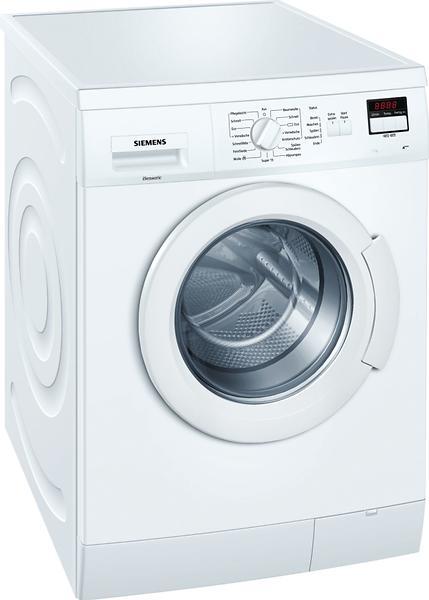 Siemens WM14E220 (Bianco) Lavatrice al miglior prezzo - Confronta ...