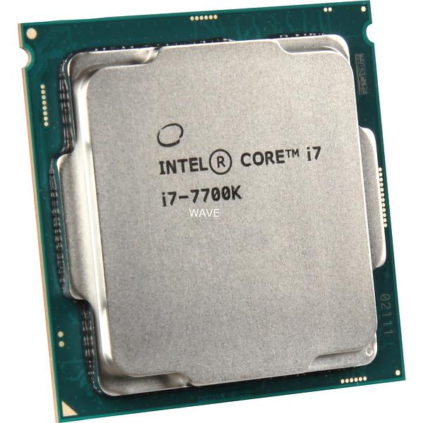 Intel Core i7 7700K 4,2GHz Socket 1151 Tray