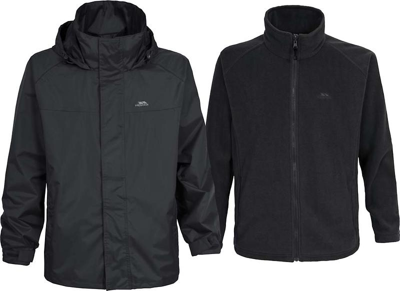 Trespass Brano 3in1 Jacket (Uomo)
