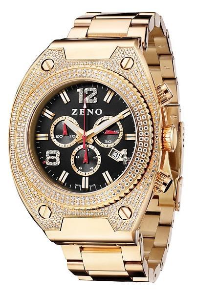 Zeno-Watch Bling 1 91026-5030Q-Pgr-f1M