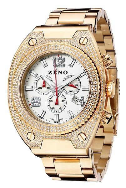 Zeno-Watch Bling 1 91026-5030Q-Pgr-s2M