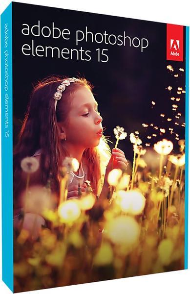 Bild på Adobe Photoshop Elements 15 Win Sve från Prisjakt.nu