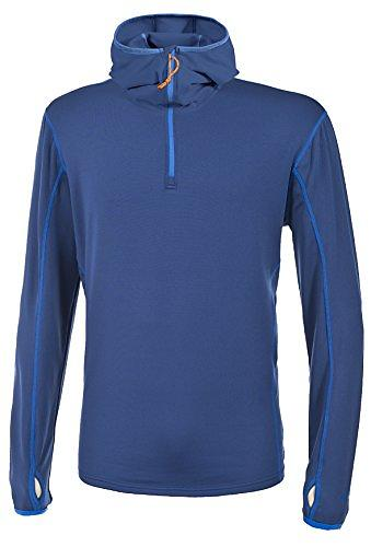 Trespass Oxy Active Hooded LS Shirt (Uomo)