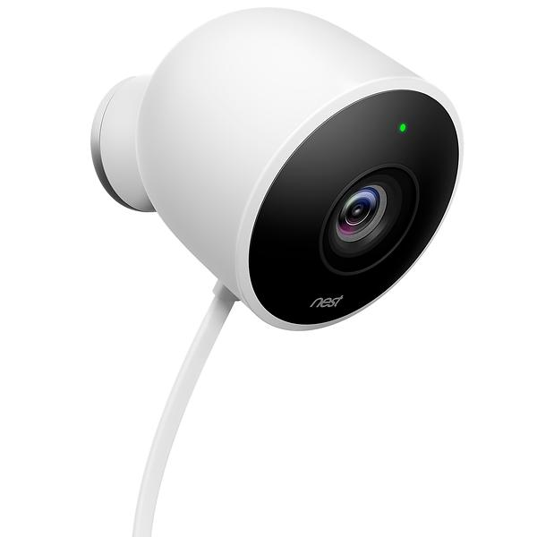 best deals on nest cam outdoor nc2100 security camera. Black Bedroom Furniture Sets. Home Design Ideas