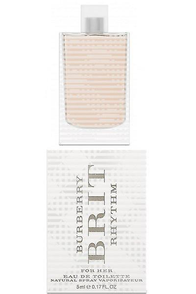 Burberry Brit Rhythm Floral edt 5ml