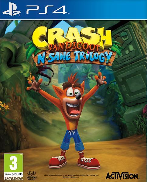 Stor Lista 30 Bästa Spelen Till Playstation 4 Just Nu M3