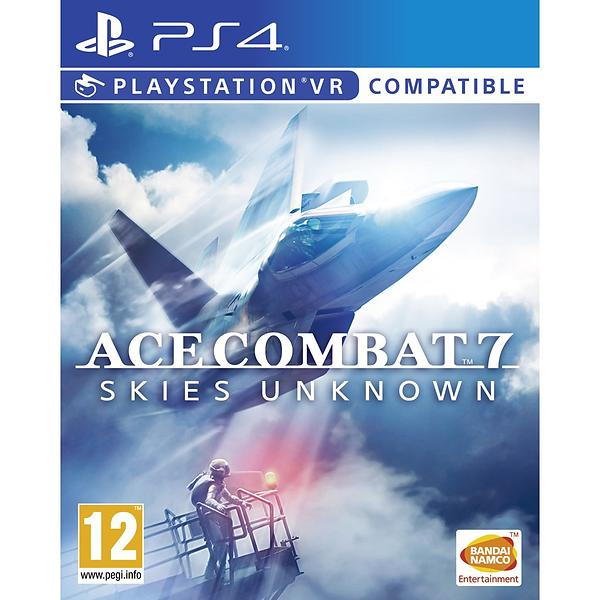 Bild på Ace Combat 7: Skies Unknown (PS4) från Prisjakt.nu