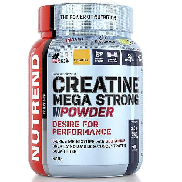 the characteristics and effects of creatine supplementation
