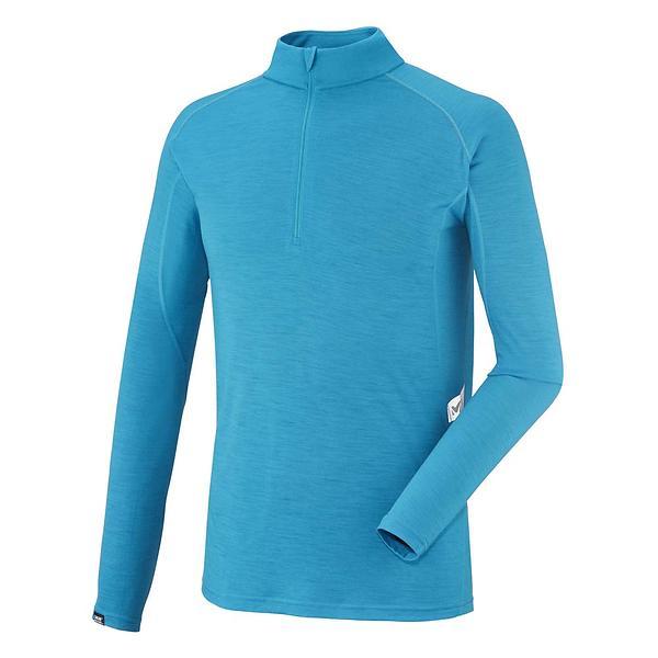 Millet C 150 Wool Blend LS Shirt Half Zip (Uomo)