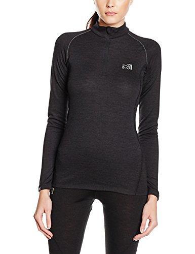 Millet C 200 Wool Blend LS Shirt Half Zip (Donna)