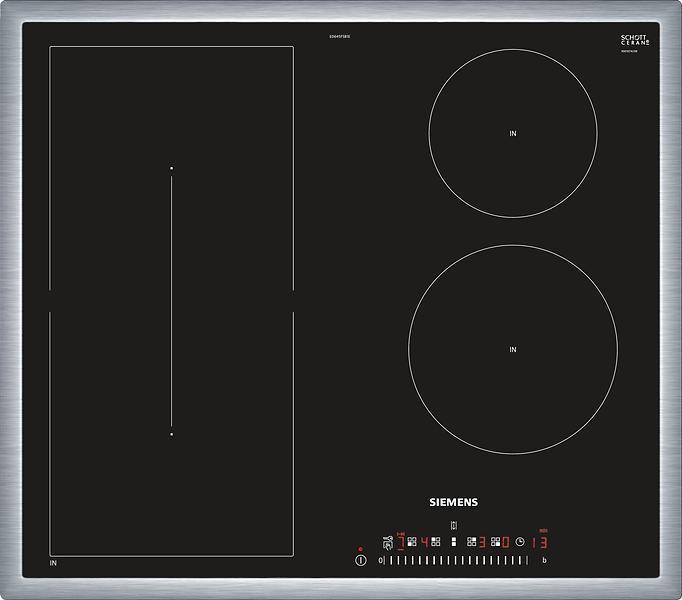 historique de prix de siemens ed645fsb1e inox plaque de cuisson trouver le meilleur prix. Black Bedroom Furniture Sets. Home Design Ideas