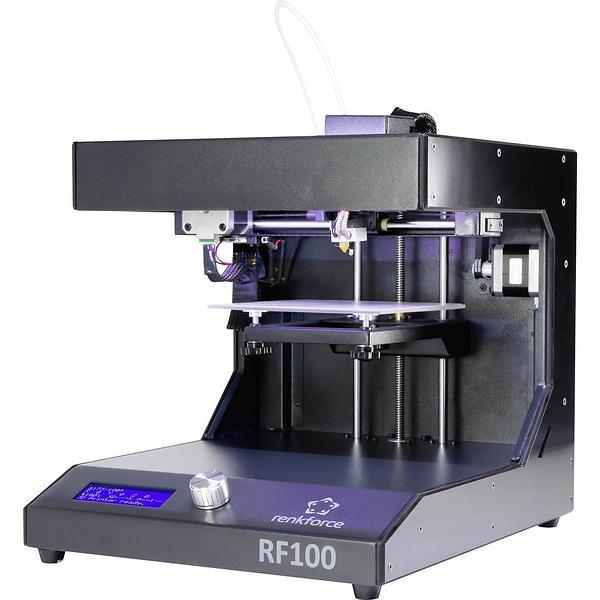 renkforce rf100 au meilleur prix comparez les offres de imprimante 3d sur led nicheur. Black Bedroom Furniture Sets. Home Design Ideas
