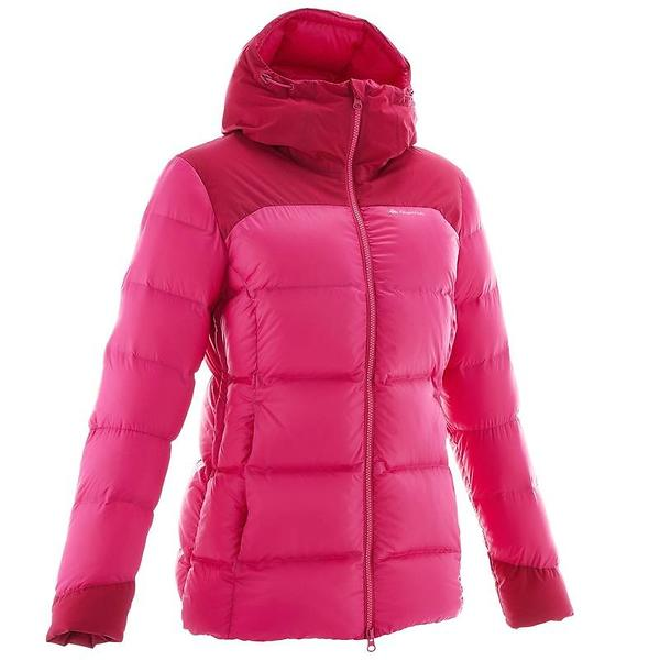 Quechua Top Warm Padded Hiking Jacket (Donna)